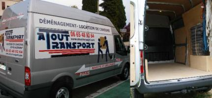 location camion cagnes sur mer