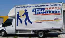 demenagement antibes paris